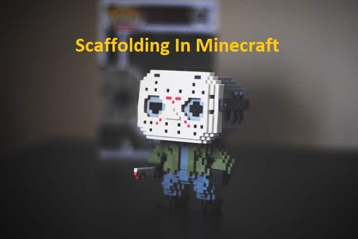 How to Make Scaffolding In Minecraft